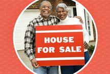 bye buy house / by LaRae Bearden