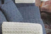 Chrochet for chairs