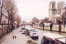 Postcards Paris
