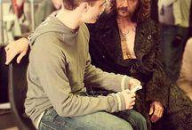 Harry and Sirius