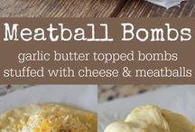 meatball wraps