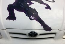 My panther car / My car