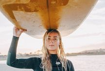{ surfing mamas } surfing inspo