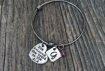 Bracelets / https://www.handstamped.com/collections/bracelets