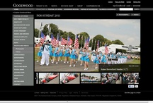UK Marching Band - Stafford Lancers / Stafford Lancers at Goodwood Festival of Speed 2011, taking part in the Indy 500 centenary celebrations #goodwood #festival #speed #lancers #marching #band / by Str8talk Social Media