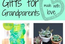 gifts for grand parents