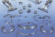 Dacian jewelry/ Bijuterii Dacice