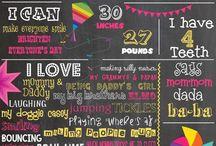Birthday - Board / by Amanda Stock