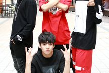 Jimin Jungkook V and J-hope
