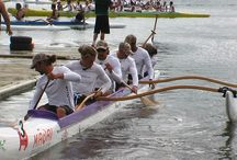 Waka Ama / Outrigger canoe paddling known as Waka Ama in New Zealand, Is not just a sport but a life style.