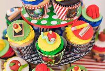 Cupcakes & Class Snacks / Cupcakes and class snacks