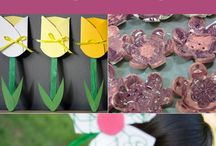 Mother's Day Crafts, Ideas & More