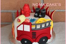 gâteau anniv Elie