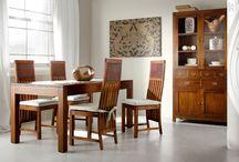 Koloniálny nábytok / Colonial furniture / Koloniálny nábytok navrhnutý španielskymi dizajnérmi