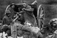 WW 1 - Artillery
