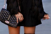 Black Thigh Boots