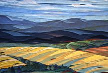 Landscape Art Quilts