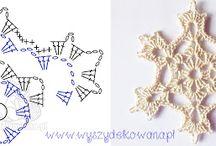 Boże Narodzenie szydełko / Christmas crochet