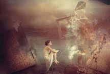 Miraccoon / Photo Manipulations / by Karen Burns