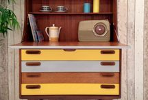Decoración retro