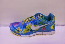 Sepatu Nike TR FIT 2 Flower Murah Dan Terbaru
