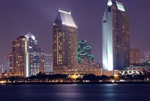 San Diego / The city of San Diego has so many wonderful sites and places to go and visit.