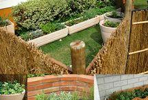 Hortas - Herb gardens