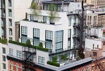 Architectonics / by Elizabeth Bennett