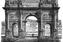 Roman Architecture / by Michael