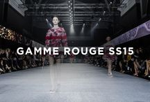 Moncler Gamme Rouge Spring-Summer 2015 Show / Discover exclusive images from the Moncler Gamme Rouge Spring-Summer 2015 Show   More on moncler.com