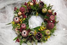 Anzac Day wreaths / Wreaths we did for Anzac day