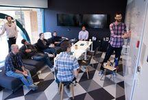 Development team rooms