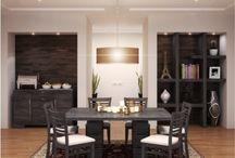 Sala de Jantar - Nature Preserve Móveis / Inspiração para sala de jantar com nossos produtos.
