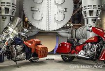 Indian Motorcycle / by Carl Sian