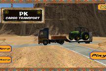 PK Cargo Transport / Local Pakistani Game