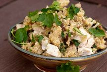 The Quinoa Situation / Quinoa is the healthiest grain for me. I am always looking for new ways to use it in food.