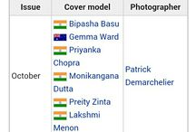 cover model 2007 India