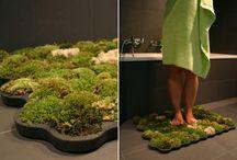The Living Bathroom / Nature meet the Water Closet