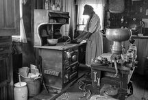 "Historic Rural Photography / Really cool, old pictures of ""salt-of-the-earth"" people from long ago. Shows the nitty gritty of hard work and family life."
