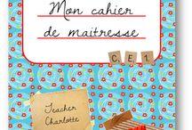Maikreeeessssse / Petites idees pour la classe.... / by Popine De Fil