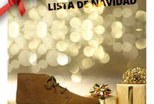 Lista de Navidad / Imágenes creadas para dar cobertura a la campaña de Lista de Navidad de Calzados Segarra #tellevanmaslejos