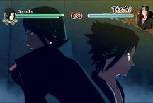 Naruto Shippuden Ultimate Ninja 2 - Trophees & Boss Battles