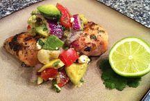 Healthy yummy food  / by Carrie Kelley