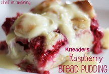 Recipes: Bread Pudding & Pudding (Sweet and Savory)