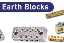 Copper Earth Blocks