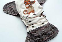Cloth Diapering / by Cristina Chambers Jimenez