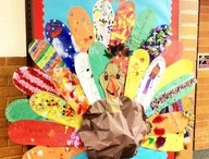 Thanksgiving-Classroom / by Maggie Green