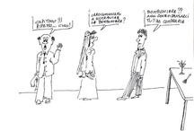 """Vignette / Vignette umoristiche usate per il blog eleonoratoni.blogspot.com Cartoons used for the blog """"eleonoratoni.blogspot.com"""""""