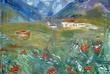 Landscape art / Gallery Andrea features some of the top landscape art