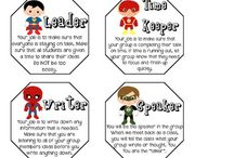 Teach - Upper Elem. / by Mindy Nowacki